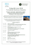 Presidential Geriodontal Conference June 2018